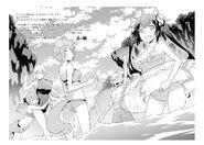 DanMachi Manga Volume 3 Afterword