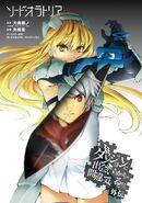 Sword Oratoria Manga Volume 18 Inside Cover