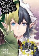 DanMachi Manga Volume 9 Color