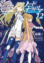 Sword Oratoria Light Novel Volume 12