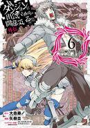 Sword Oratoria Manga Volume 6