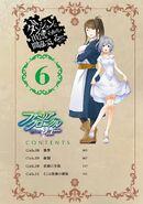 Episode Ryuu Manga Volume 6 Contents