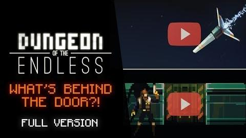Dungeon of the Endless - FULL - What's Behind The Door?! Teaser Trailers