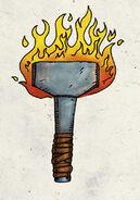 Steelskin symbol