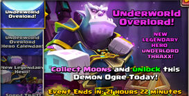 Thraxx event banner