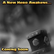 A New hero Awakens.