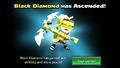 Black Diamond Second ascension