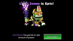 Lord Zomm is epic