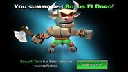 Bovus summoned