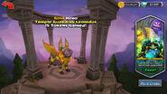 Temple Guardian Leonidus portal unlock A1