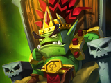 Cruel King Bramble