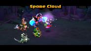 Spore Cloud Action
