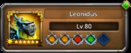 Roster Leonidus