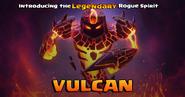 Vulcan banner