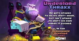 Thraxx banner