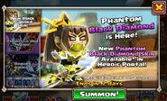 Phantom Black Diamond Skin