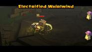 Electrified Whirlwind