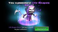 Brom Summoned