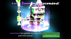 Lord Zomm Ascending