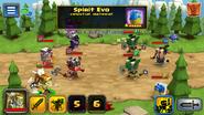 Dungeon spirit evo