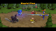 Rapid Fire In Game