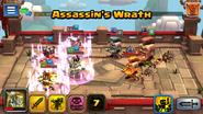 Using Assassin's Wrath