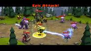 Ekko epic attack