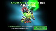 Cruel King Bramble First Ascension