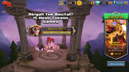 Abigail Portal re-unlock
