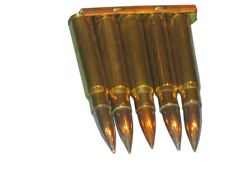 Rifle Cartridges (3.5e Equipment)