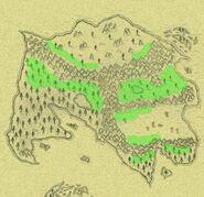 Orc's territories