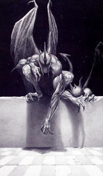 Gargoyle, Specific (3.5e Template)