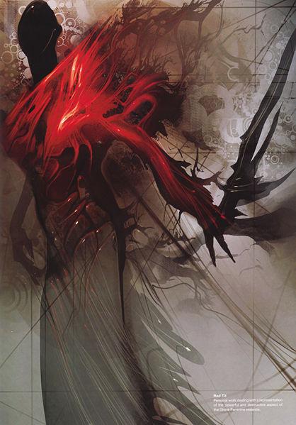 Black Entity (3.5e Monster)