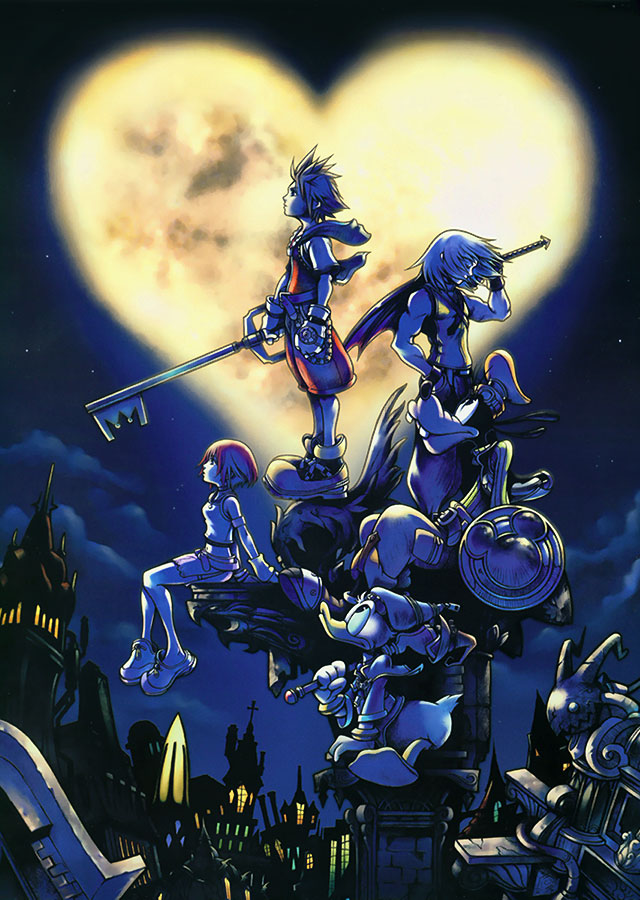 Kingdom Hearts (3.5e Deity)