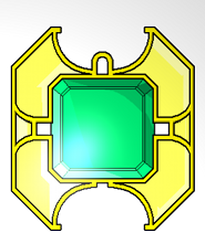 Shield Talisman, Greater (3.5e Equipment)