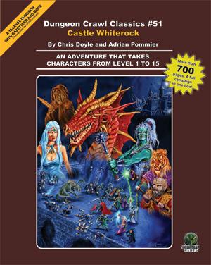 Castle Whiterock