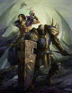 04 warhammer chosen zealot by sandara