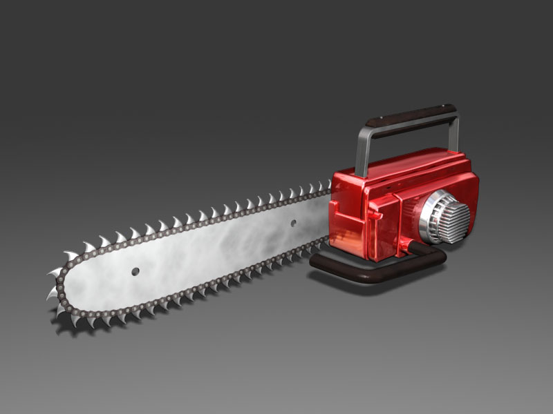 Chainsaw (3.5e Equipment)