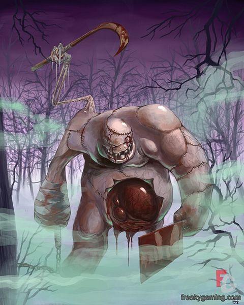 Abomination (3.5e Prestige Class)
