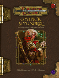 Complete Scoundrel