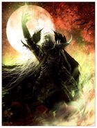 Necromancer Lord by Kseronarogu