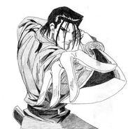 Hajime Saitou by DarkLu