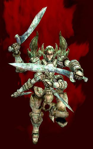 Aegis (3.5e Monster)