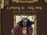 Publication:Complete Arcane