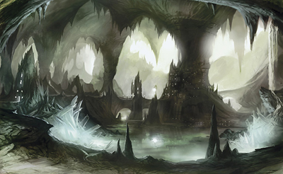 Underdark Exploration (4e Variant Rule)