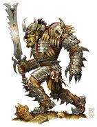 Hobgoblin warrior