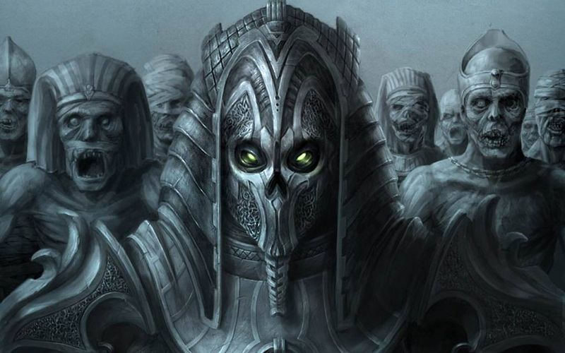 Lord of the Damned (3.5e Prestige Class)