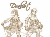 Dualist (3.5e Prestige Class)