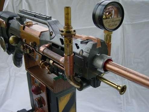 Steambolt Rifle (3.5e Equipment)