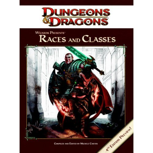 Wizards Presents: Classes and Races